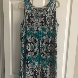 Tank summer dress large women